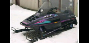 1994 indy xlt 600 ($1500/obo or open to trades)