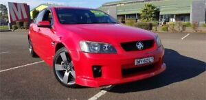 2009 Holden Commodore VE MY09.5 SS Red 6 Speed Sports Automatic Sedan Mount Druitt Blacktown Area Preview