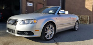 2007 Audi S4 Cabriolet **CERTIFIED**  Convertible
