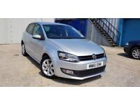 2012 Volkswagen Polo 1.2 5 Door Match with Sat Nav & Camera