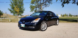Best priced loaded 2009 Nissan Altima 3.5 SE Coupe