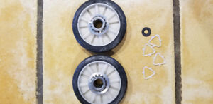 Kenmore, Maytag dryer support rollers