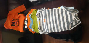 Variety Baby Clothes