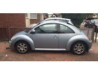 VW BEETLE 2.0, 2003