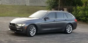 BMW 328 2016 Touring Luxury Line - Une seule taxe