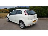 2014 Fiat PUNTO EASY Manual Hatchback