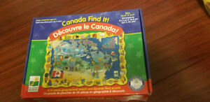 Two different Kids puzzles
