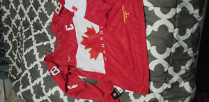 Mens brand new with tags crosby Olympic jersey