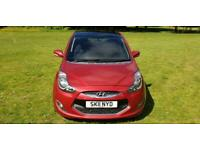 HYUNDAI IX20 STYLE CRDI LOW ROAD TAX £30 A YEAR ONE OWNER SERVICE HISTORY