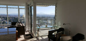 Roomate wanted for beautiful White Rock condo with 270° views !