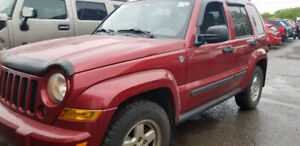 2007 Jeep Liberty 4x4 Certified