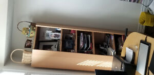 Ikea shelves 3 pieces for sale