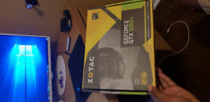 ZOTAC GeForce GTX 1050 Ti Mini, 4GB GDDR5
