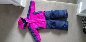 Winter jacket and snow set Columbia 2T