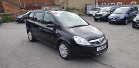 Vauxhall/Opel Zafira 1.6i 16v 2008MY Life ,HPI Clear,New Mot