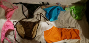 Various SwimSuits. Various Brands Never Worn