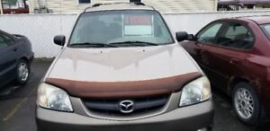VUS Mazda Tribute 2002