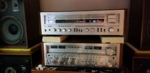 Wanted Vintage Audio Components
