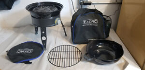 Used Cadac Safari Chef, propane grill