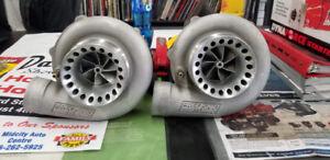 Twin turbo Mustang