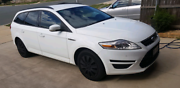 2014 Ford Mondeo Amaroo Gungahlin Area Preview