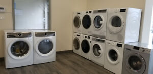 CONDO SIZE washer/dryer LOWEST PRICE ; STACKED LAUNDRY ALL SIZES