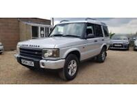 Land Rover Discovery 2.5 auto Td5