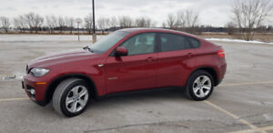 BMW X6 35i AWD 2009 | comes with 4 winter tires and rims package