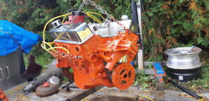 L48 350ci 5.7 Small Block Chevy V8 Engine 3970010  $1550