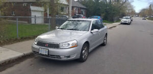 Great 2003 Saturn L200 - Only 104,637 km!