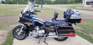 1984 Honda Goldwing  GL1200 Aspencade