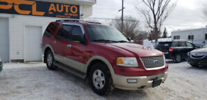 2006 Ford Expedition EDDIE BAUER!LOADED!8 SEATS!DVD