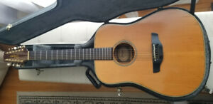 Takamine EN10 - 12 String Acoustic Guitar