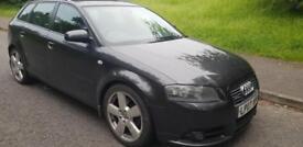 Audi A3 2.0TDI ( 170PS ) Sportback 2007MY S Line
