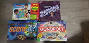 New and used Boardgames for Sale!