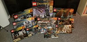 Lego Lord of The Rings Sets
