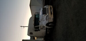 2006 freightliner Columbia automatic
