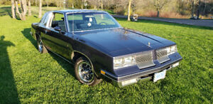 1986 Oldsmobile Cutlass Supreme!