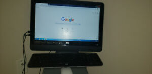 Wireless HP Pavilion All-in-one PC