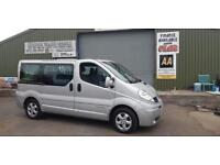 Renault Trafic SL27 SPORT DCI **9 SEATS AA Cover And Warranty**