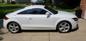 2012 Audi TT – excellent condition with very low mileage