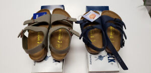 Birkenstock Shoes Brand New  Kid size 29 and 34