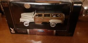 1948 Woody Diecast White Hood very rare, 24k Gold Plated Coin