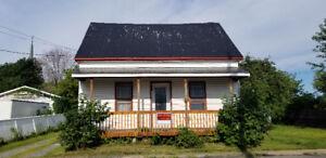 Maison a vendre négociable