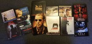 Large Al Pacino DVD Collection