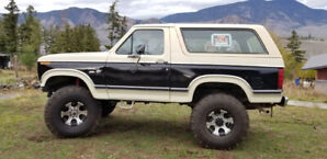 1980 Ford Bronco XLT