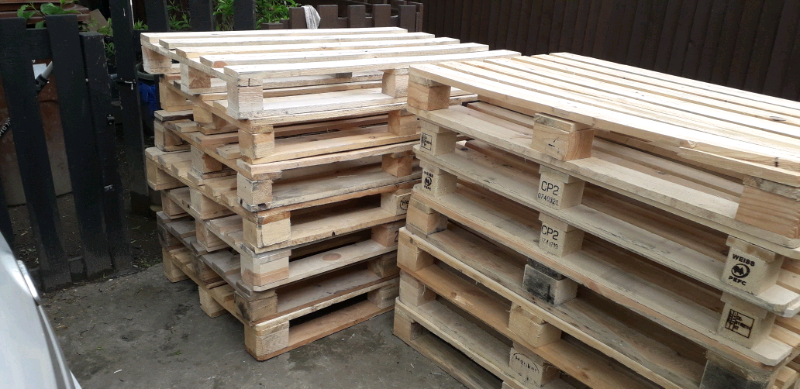 Used pallets for sale free delivery local | in Richmond ...