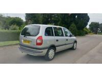 Vauxhall/Opel Zafira 2.0DTi 16v 2005MY Life 7 SEATER CHEAP CAR GOOD MOT