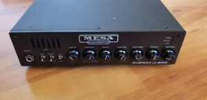 Mesa Subway D-800 Bass Amp