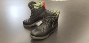 Timberland Black Scale Mens boots